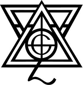 Ghost B.C. Decal / Sticker 17