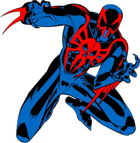Spiderman Decal / Sticker 16
