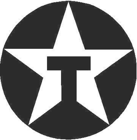 Texaco Decal / Sticker 03