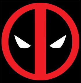 Deadpool Decal / Sticker 18