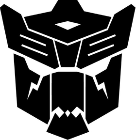 Autobot Dinobot Transformers Decal / Sticker 01