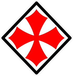 III/JG52 Cross Decal / Sticker