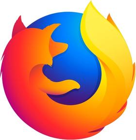 Firefox Decal / Sticker 01