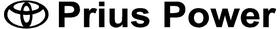 Prius Power Decal / Sticker