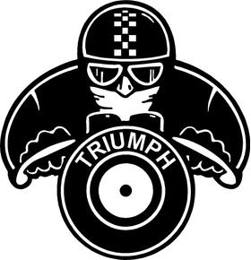 Triumph Decal / Sticker 05