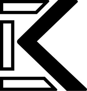 Kestrel Decal / Sticker 02