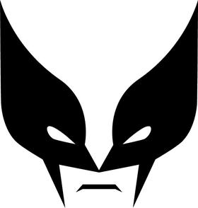 X-Men Wolverine Decal / Sticker 11