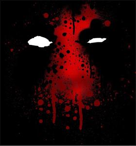 Deadpool Decal / Sticker 09