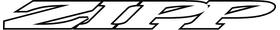 Zipp Decal / Sticker 07