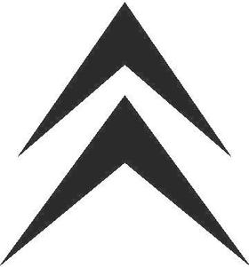 Citroen Decal / Sticker 03