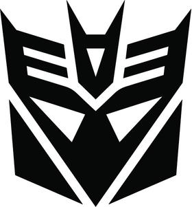 Decepticon Decal / Sticker 42
