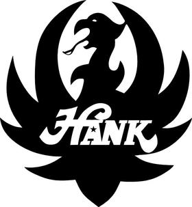 Hank Williams Jr. Decal / Sticker 1