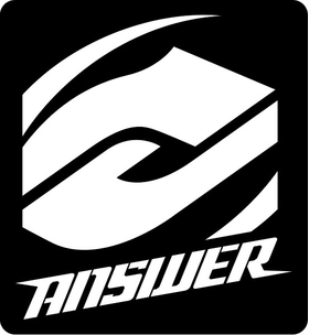Answer Racing Decal / Sticker 06