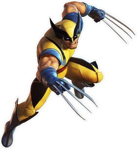 X-men Wolverine Decal / Sticker 10