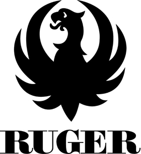 Ruger Decal / Sticker 08