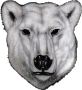 Polar Bear Decal / Sticker