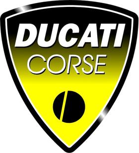 Ducati Corse Decal / Sticker 18