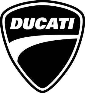Ducati Decal / Sticker 63