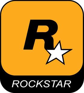 Rockstar Games Decal / Sticker 01