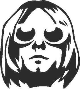 Nirvana Decal / Sticker 02