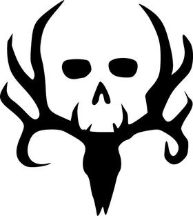 Bone Collector Decal / Sticker 02