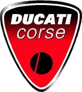 Ducati Corse Decal / Sticker 01