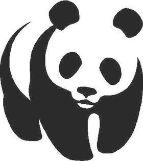Panda Bear Decal / Sticker