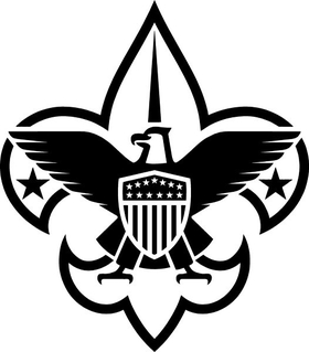 Boy Scouts Decal / Sticker 01