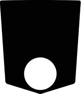Can-Am X3 Hood Decal / Sticker 01