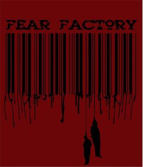 Fear Factory Decal / Sticker 01