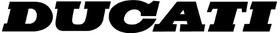 Ducati Cagiva Style Decal / Sticker 75