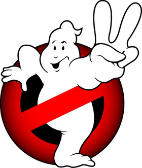 Ghostbusters 2 Decal / Sticker 07