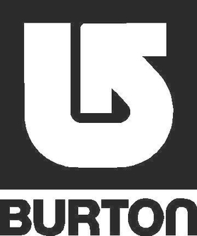 Burton Decal / Sticker 02
