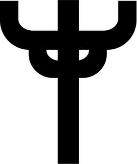 Judas Priest Decal / Sticker 03