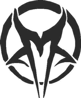 Mudvayne Decal / Sticker 01