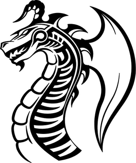 Dragon Decal / Sticker 14