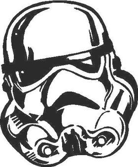 Star Wars Stormtrooper  Decal / Sticker