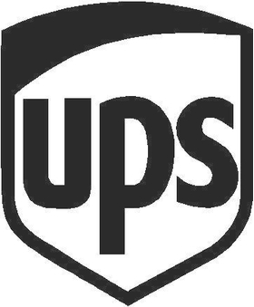 UPS Decal / Sticker