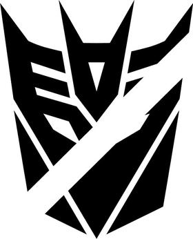 Decepticon Kills Transformers Decal / Sticker 35