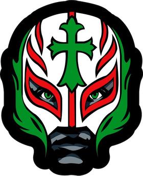Rey Mysterio Decal / Sticker 01