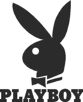 Playboy Decal / Sticker 02