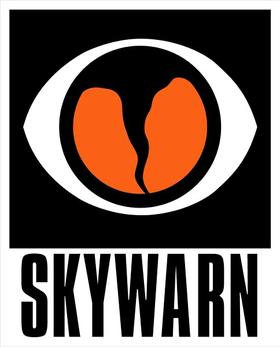 Skywarn Decal / Sticker 01
