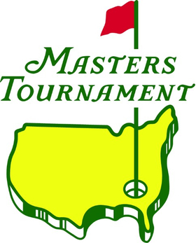 Masters Tournament Decal / Sticker 02