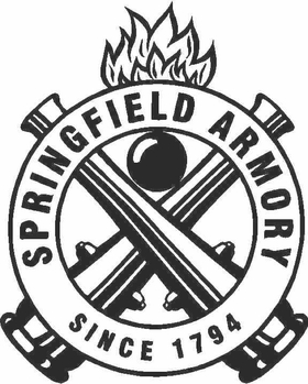 Springfield Armory Crest Decal / Sticker