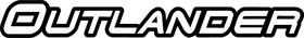 Can-Am Outlander Decal / Sticker 02