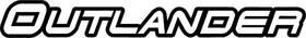 Can-Am Outlander Decal / Sticker 06