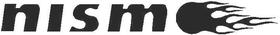 NISMO New Fireball Decal / Sticker