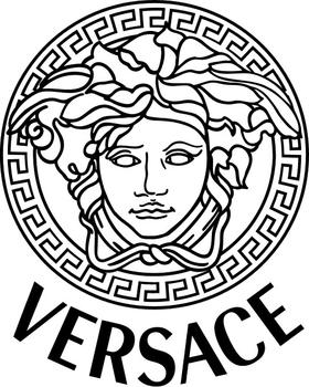 Versace Decal / Sticker 03