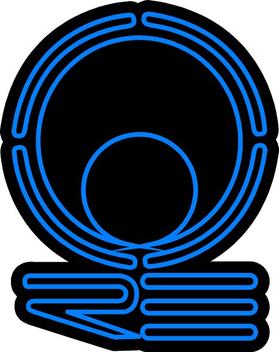 RE Audio Decal / Sticker 09