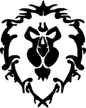 World of Warcraft Alliance Decal / Sticker